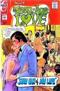 Cover Thumbnail for Teen-Age Love (Charlton, 1958 series) #90