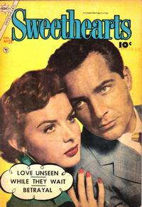 Cover Thumbnail for Sweethearts (Charlton, 1954 series) #24