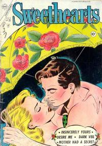 Cover Thumbnail for Sweethearts (Charlton, 1954 series) #26
