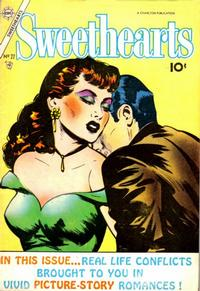 Cover Thumbnail for Sweethearts (Charlton, 1954 series) #27