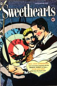 Cover Thumbnail for Sweethearts (Charlton, 1954 series) #28