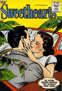 Cover Thumbnail for Sweethearts (Charlton, 1954 series) #30