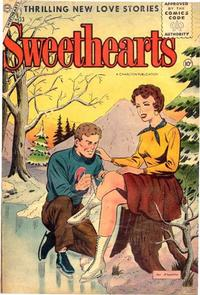 Cover Thumbnail for Sweethearts (Charlton, 1954 series) #33