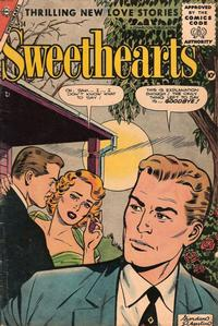 Cover Thumbnail for Sweethearts (Charlton, 1954 series) #34