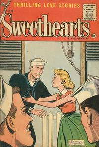 Cover Thumbnail for Sweethearts (Charlton, 1954 series) #36