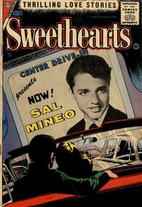 Cover Thumbnail for Sweethearts (Charlton, 1954 series) #39
