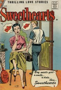Cover Thumbnail for Sweethearts (Charlton, 1954 series) #41