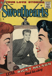 Cover Thumbnail for Sweethearts (Charlton, 1954 series) #42