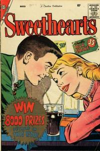 Cover Thumbnail for Sweethearts (Charlton, 1954 series) #47