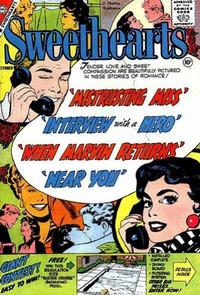 Cover Thumbnail for Sweethearts (Charlton, 1954 series) #50