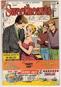 Cover Thumbnail for Sweethearts (Charlton, 1954 series) #58