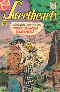 Cover Thumbnail for Sweethearts (Charlton, 1954 series) #100