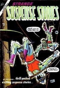 Cover Thumbnail for Strange Suspense Stories (Charlton, 1954 series) #16