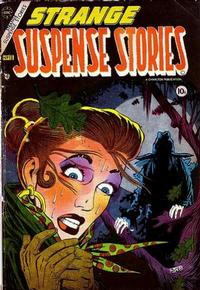 Cover Thumbnail for Strange Suspense Stories (Charlton, 1954 series) #18