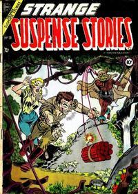 Cover Thumbnail for Strange Suspense Stories (Charlton, 1954 series) #20