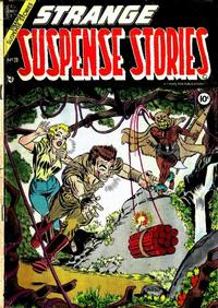 Cover Thumbnail for Strange Suspense Stories (Charlton, 1954 series) #20