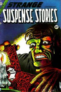 Cover Thumbnail for Strange Suspense Stories (Charlton, 1954 series) #22