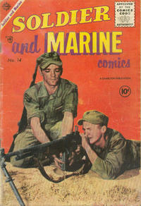 Cover Thumbnail for Soldier and Marine Comics (Charlton, 1954 series) #14