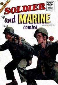 Cover Thumbnail for Soldier and Marine Comics (Charlton, 1954 series) #15