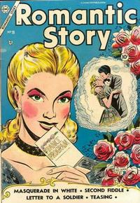Cover Thumbnail for Romantic Story (Charlton, 1954 series) #26