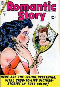 Cover Thumbnail for Romantic Story (Charlton, 1954 series) #27