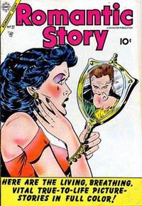 Cover Thumbnail for Romantic Story (Charlton, 1954 series) #27