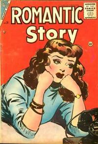 Cover Thumbnail for Romantic Story (Charlton, 1954 series) #29