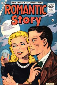 Cover Thumbnail for Romantic Story (Charlton, 1954 series) #31