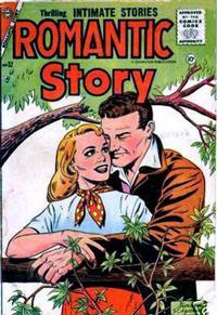Cover Thumbnail for Romantic Story (Charlton, 1954 series) #32