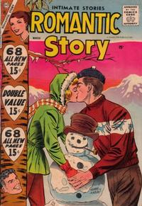 Cover Thumbnail for Romantic Story (Charlton, 1954 series) #39