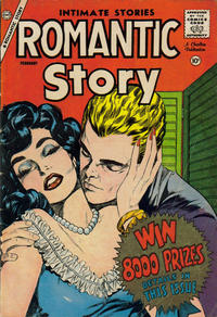 Cover Thumbnail for Romantic Story (Charlton, 1954 series) #42