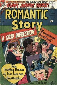 Cover Thumbnail for Romantic Story (Charlton, 1954 series) #43