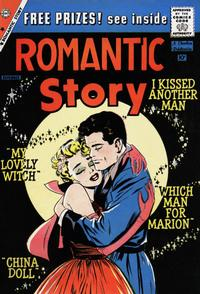 Cover Thumbnail for Romantic Story (Charlton, 1954 series) #46