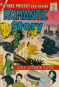 Cover Thumbnail for Romantic Story (Charlton, 1954 series) #47