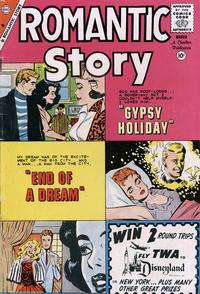 Cover Thumbnail for Romantic Story (Charlton, 1954 series) #48