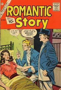 Cover Thumbnail for Romantic Story (Charlton, 1954 series) #57