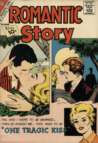 Cover Thumbnail for Romantic Story (Charlton, 1954 series) #58