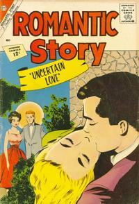 Cover Thumbnail for Romantic Story (Charlton, 1954 series) #60