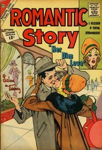 Cover Thumbnail for Romantic Story (Charlton, 1954 series) #62