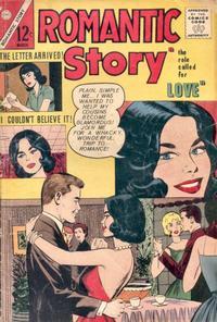 Cover Thumbnail for Romantic Story (Charlton, 1954 series) #65
