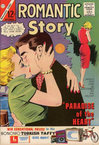 Cover Thumbnail for Romantic Story (Charlton, 1954 series) #68