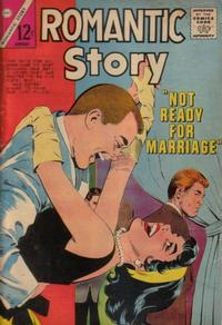 Cover Thumbnail for Romantic Story (Charlton, 1954 series) #70