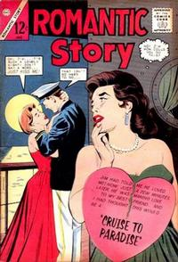 Cover Thumbnail for Romantic Story (Charlton, 1954 series) #72