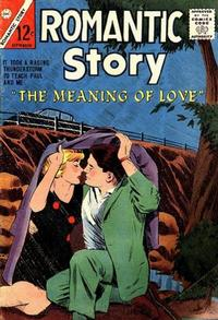 Cover Thumbnail for Romantic Story (Charlton, 1954 series) #73