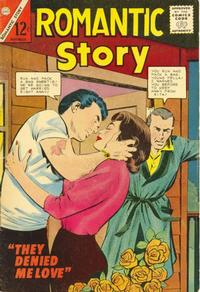 Cover Thumbnail for Romantic Story (Charlton, 1954 series) #74