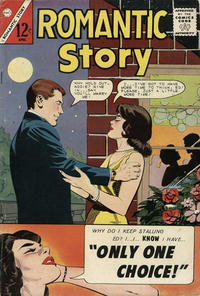 Cover Thumbnail for Romantic Story (Charlton, 1954 series) #76