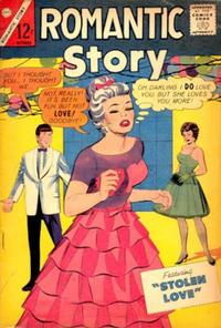 Cover Thumbnail for Romantic Story (Charlton, 1954 series) #79
