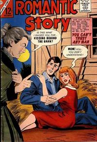 Cover Thumbnail for Romantic Story (Charlton, 1954 series) #80