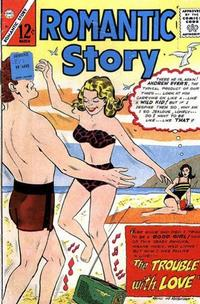Cover Thumbnail for Romantic Story (Charlton, 1954 series) #81