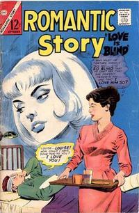 Cover Thumbnail for Romantic Story (Charlton, 1954 series) #84